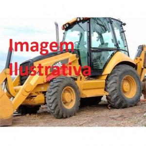 Retroescavadeira 4x4 CAT 416E