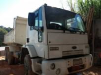 Caminhão Basculante Ford Cargo 1317 E Trucado