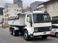 Caminhão trucado Basculante Ford Cargo 1618 T