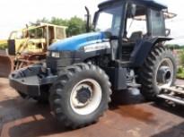 Trator de Pneus New Holland TS6020